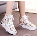 Giày bánh mì hoa