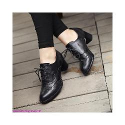 Giày Oxford cao gót thời trang năng động OX17