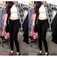 Quần jeans nữ-quần tregging-quần yếm co giãn dáng ôm siu đẹp QJE55