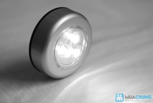 COMBO 3 ĐÈN LED 4 BÓNG DÁN TƯỜNG STICK TOUCH LAMP 6