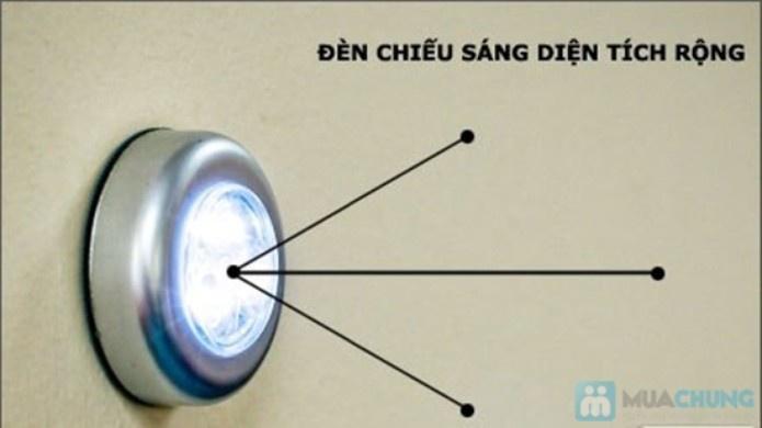 COMBO 3 ĐÈN LED 4 BÓNG DÁN TƯỜNG STICK TOUCH LAMP 4