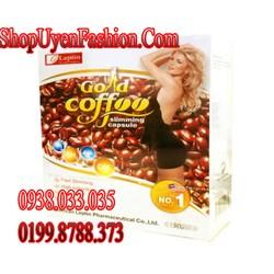 MP482-Thuốc giảm cân Gold Coffee Slimming