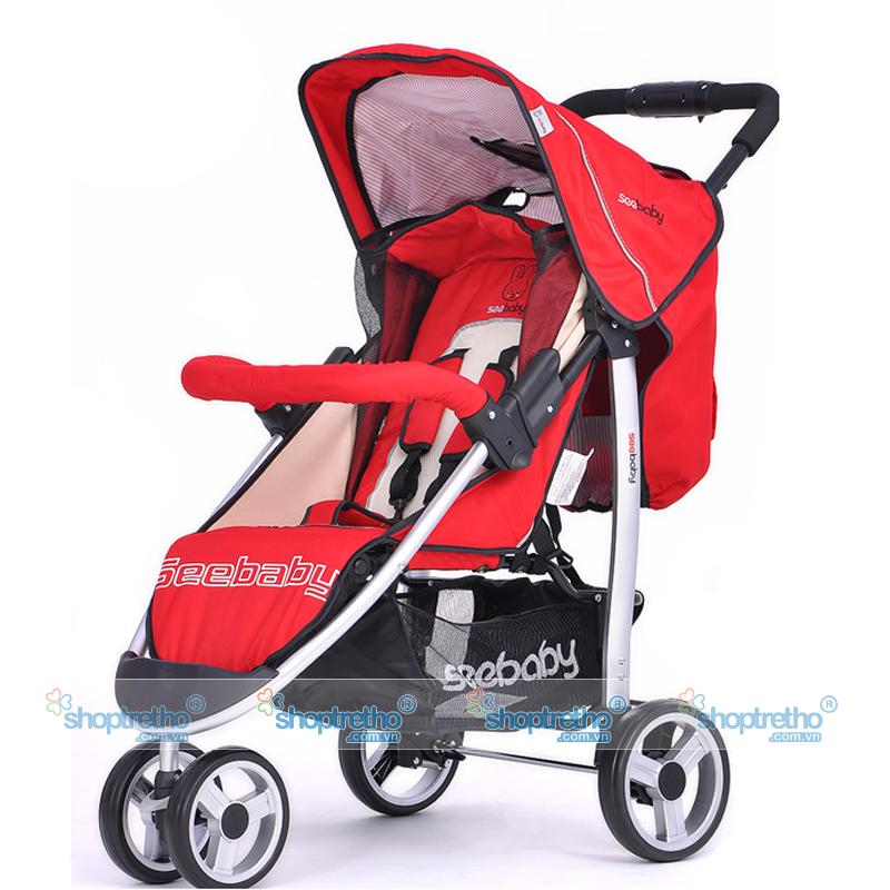xe day seebaby t01 1 logo 2imol6j5t17sl Hãy để việc chăm lo bé cưng dễ dàng hơn nữa với xe đẩy em bé