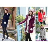 Bộ sưu tập áo khoác nữ xuân hè cao cấp đa chất liệu phom cực đẹp AK119