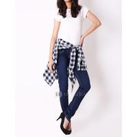 Quần Jeans nữ cạp cao 008