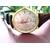 Đồng hồ nam Omega - dây da phong cách thể thao