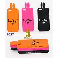 3Fashion - Bao điện thoại tai thỏ Marc Jacobs cho iphone 5-5s