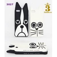 3Fashion - Bao điện thoại hình chó mèo Marc Jacobs cho iphone 5-5s