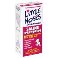 nước xịt mũi Little nose