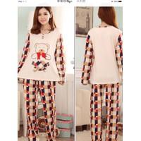 Đồ bộ mặc nhà,mặc ngủ dạng dài-dạng ngắn hàng cotton họa tiết cute 6