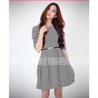 Đầm váy công sở Hàn Quốc D327
