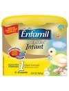 Các loại sữa tốt cho bé trong năm đầu đời