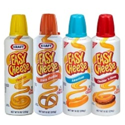 Phô mai Kraft Easy Cheese