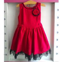 Đầm Công chúa Misuki ren đỏ CH006 13 - 24kg