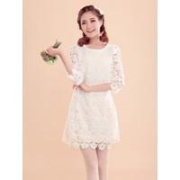 Đầm Váy Công Sở Hàn Quốc D360