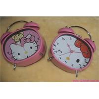 Đồng hồ để bàn hello kitty cực đáng iu DHDB19