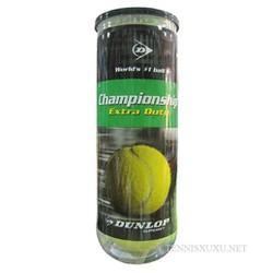 Banh Tennis Dunlop Championship 4