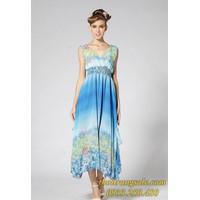Đầm Maxi MS 348
