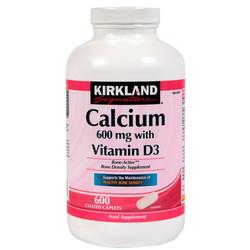 Bổ sung Calcium D3 Kirkland 500 viên