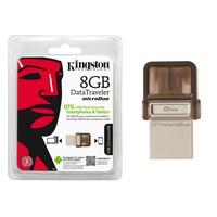 USB OTG KINGSTON 8G MICRO DUO 2 ĐẦU