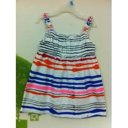 D050 - Áo váy thun Landsend xinh cho bé cưng, hàng xuất, 12-36kg