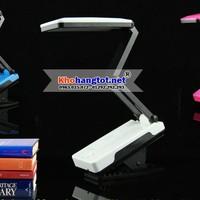 Đèn led kẹp bàn sạc tích điện kiểu dáng iphone thế hệ mới - xoay 360