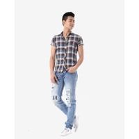 Quần jeans nam rách 6296 - 2