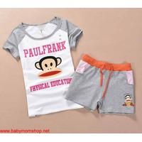Đồ bộ mặc nhà thun cotton Paul Frank cực cute NN254