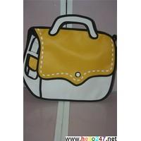 Túi đeo đi học, túi đeo đi chơi, túi đeo da, túi đeo nữ: TX3D1