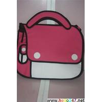 Túi đeo đi học, túi đeo đi chơi, túi đeo da, túi đeo nữ: TX3D2