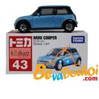 Xe Tomica 43 Mini Cooper
