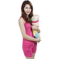Bộ quần áo thể thao thanh lịch ,phối màu năng động giá rẻ mùa hè SU237