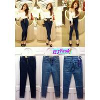 Quần jeans nữ lưng cao,lưng thấp ống ôm phom chuẩn tạo dáng xinh