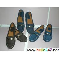 GIẢM GIÁ SỐC TẠI SHOP: Giày mọi nữ da lộn phong cách GNAD19