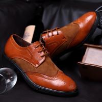 Giày da hè V010