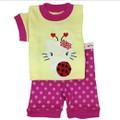 Tinker Bell Kids - Bộ bé gái Baby GAP - Kitty Ladybug