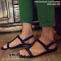 Giày sandal chiến binh - GSD1404a