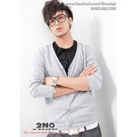 Áo khoác cardigan Hàn Quốc- CA1401