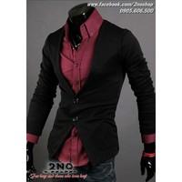 Áo khoác cardigan Hàn Quốc - CA1403