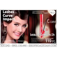 Mascara Iron giúp làm dày và dài mi - HX1242