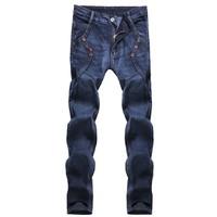 quần jeans nam nút xéo Mã: ND0327