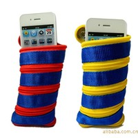 Túi điện thoại dây kéo đa năng