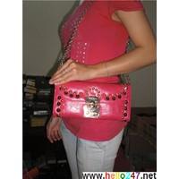 Ví da nữ, ví dạng cầm tay, đeo hông, ví kiểu đẹp ví hello247 VDM1