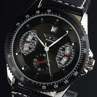 Đồng hồ lộ cơ AL06