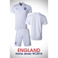Bộ quần áo Tuyển Anh sân nhà World Cup 2014