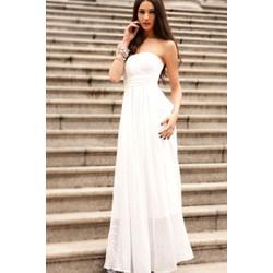 Đầm dạ hội cúp ngực voan