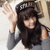 Nón hip hop Kpop Sparkle NK11