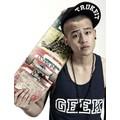Nón hip hop Trukfit NK28