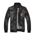 áo khoác nam hình con sói Mã: NK0461 - ĐEN