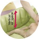 Air-Squashy Cushion.